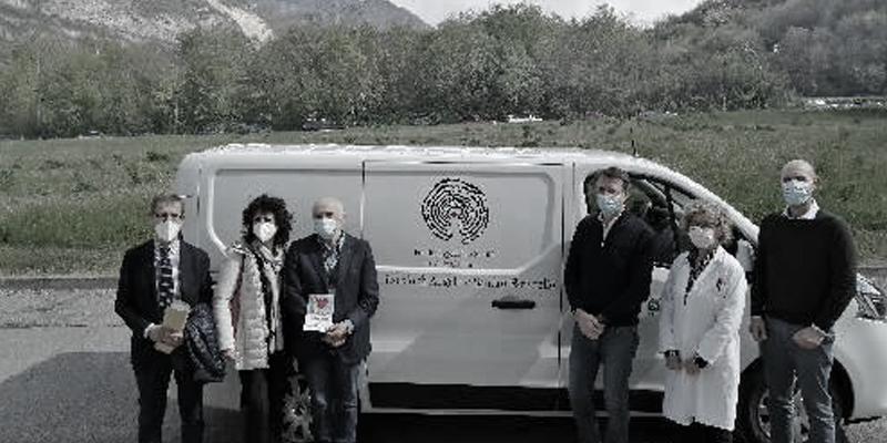 Contributo a favore di Croce Rossa Italiana Sede di Breno per l'acquisto di una nuova ambulanza 4X4